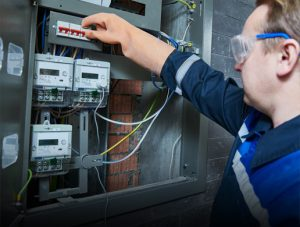 W.A.V.Electrical Services curcuit breaker panel repair